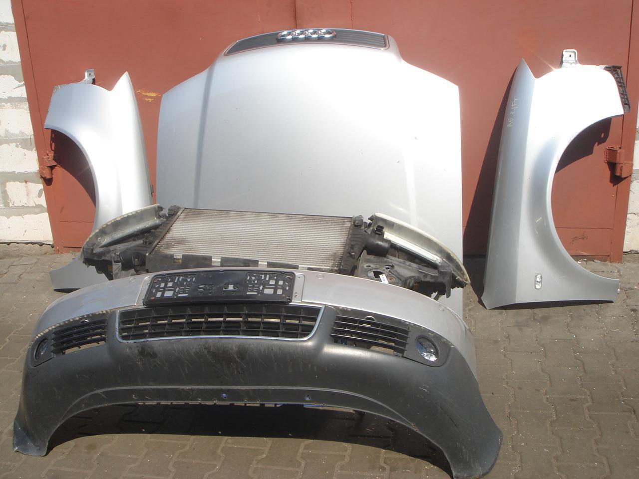 Передняя часть кузова (ноускат) в сборе